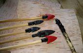 Birke Teer Harz für Paleo Handwerk und Werkzeugbau