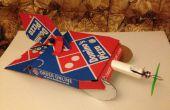 Dominos Pizza Box Flugzeug $35