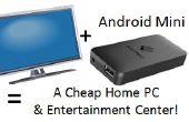 TV-Kanäle aus der ganzen Welt kostenlos auf Ihren heimischen Fernseher anschauen und verwandeln Sie Ihr TV in eine billige Heim-PC