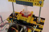 Chocolate 3D-Drucker (hergestellt aus LEGO)