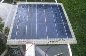 Leichte Solarpanel (12V Batterieladegerät)