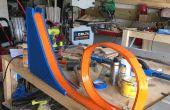 Aufgearbeiteten Paletten Hotwheels Schleife