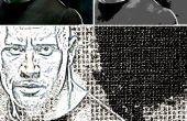 Grunge Effekte mit Grafik Texturen