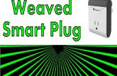 Gewebte Smart Plug