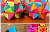 Post-It Origami Ikosaeder