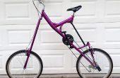 Fahrrad verändert! Tall Bike Chopper Bike