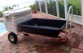 1.000 kg Dock/Strand Wagen für unter $50