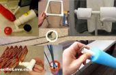 10 Life Hacks mit PVC #7