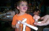 Como Fazer Uma Arma de Marshmallow Ou Atirador de Eibisch