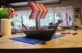 LEGO Wikinger-Schiff