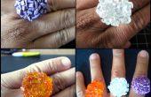 Super einfach Stein Ringe