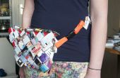 Papercraft Handtasche