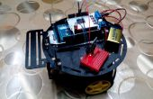 Sehr einfach, Arduino Bluetooth Spion Roboter mit Android RemoteControl app erstellen