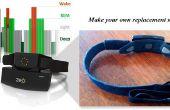 DIY Zeo Sleep Monitor Stirnband Ersatzsensor