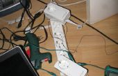 Ethernet über Telefon Linien (oder was auch immer Kabel)