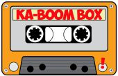 BoomBox - kostengünstig und einfach zu bauen für iPhone und MP3-