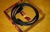 Der gelangweilte Ingenieur Kabel Veranstalter Packzettel