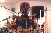K ' NEX Roboter-Anzug Mark II