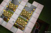 Minecraft automatischer Bauernhof