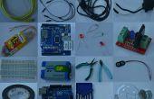 TouchOSC und Arduino Ethernet Shield, Regelenergie (A.M.P.A.E.)