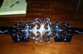 3D gedruckte Dual Laser ornamentalen Eisen Garten Dekoration