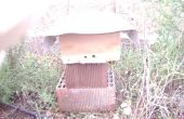 Ein Notfall Bee Hive