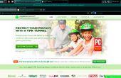 """Wie installiere ich """"Privaten Internet-Zugang"""" VPN auf Kali Linux"""