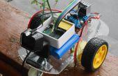 Wi-Fi Fernbedienung Auto ohne Mikrocontroller gesteuert
