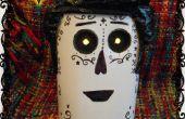 Toten Manolo Mask - das Buch des Lebens