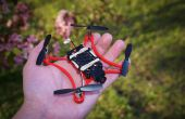 Mikro 105 FPV Quadrocopter - 3D gedruckt