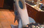 Wie erstelle ich eine Hai Kostüm