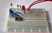 Ein oder-Gatter von Transistoren zu bauen