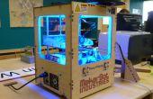 Kontrolle der Kalibrierung auf Ihre laufenTechshop-3D-Drucker (oder andere 3D-Drucker)
