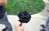 Wie erstelle ich eine Metall-Rose