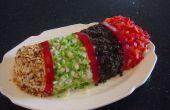 """Chicken Salat Log (AKA Huhn """"GLOP"""") mit Variationen"""