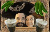 Alte mexikanische Familie geheime heiße Soße