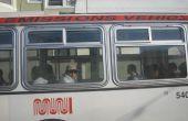 Gewusst wie: die MUNI Busfahrt (San Francisco)
