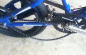 Fahrrad-Pflege: Setzen Sie eine Fahrrad-Kette wieder auf, nachdem es herunterfällt und verhindern Sie, dass es wieder passiert!