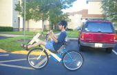 Günstige kurze Radstand Holz Konvertierung Liegerad