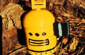 Gedruckte Instructables 3D-Roboter