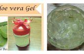 DIY hausgemachte Aloe Vera gel - wie erstelle ich frisches Aloevera gel zu Hause in 10 Minuten