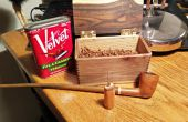 Einfaches Holz und Eisen Rohr Werkzeug