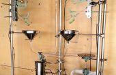 Das Manhattan-Projekt: Eine mechanische cocktail-Mixer