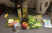 Tropischer Salat