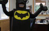 LEGO Batman-Kostüm auf die schnelle & billig!