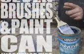 7 Bürsten & Farbe können Werkstatt-Tipps - Jimmy DiResta Zusammenarbeit