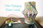 Farbwechsel-festliche Lampe