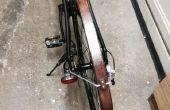 Billige Holz Fahrrad Fender
