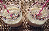 Kuchen Teig Milchshake Rezept