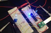 RGB-Farbsystem mit LED Erkennung machen